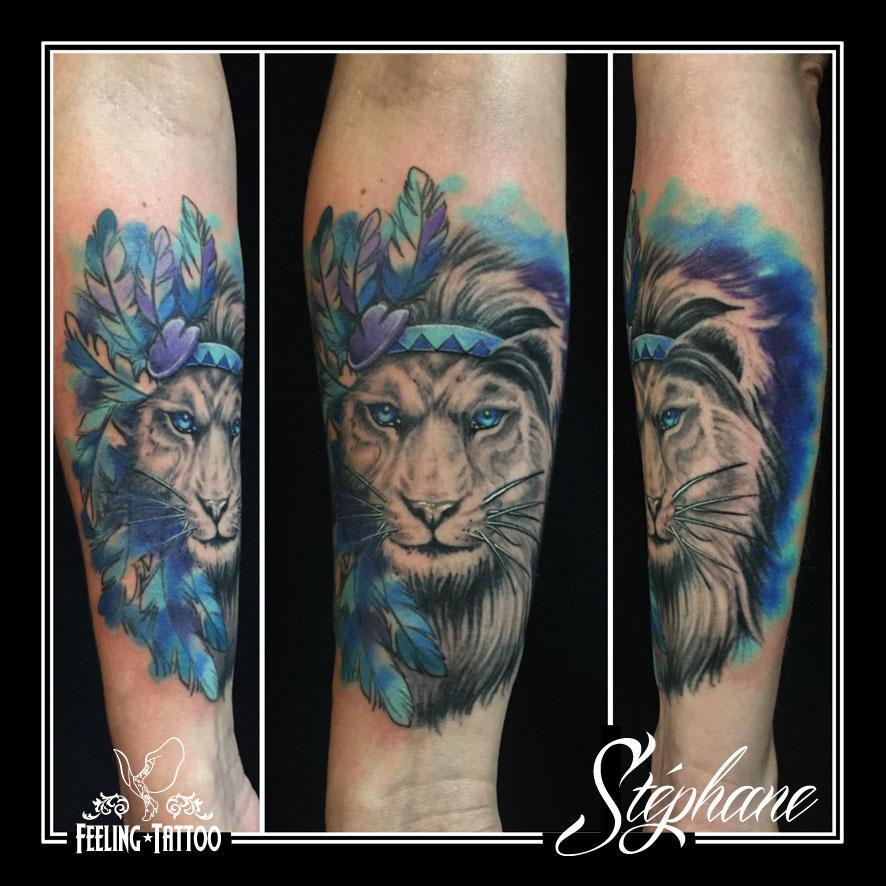b7d84071a Feeling Tattoo Piercing - Tatouages par Stéphane - Galerie 1